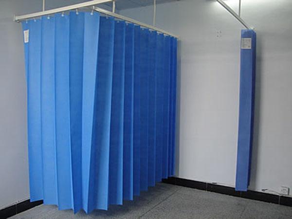 一次性医用隔帘工程